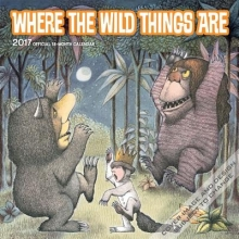 Where the Wild Things Are 2017 Calendar