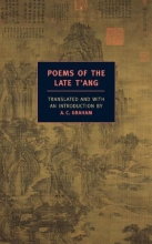 Poems of the Late T`ang