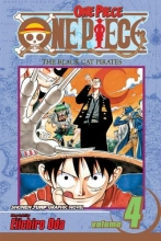 Oda, Eiichiro One Piece, Vol. 4