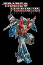 Budiansky, Bob Transformers Classics, Volume 4