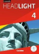 Abbey, Susan,   Donoghue, Frank,   Biederstädt, Wolfgang English G Headlight 4: 8. Schuljahr. Schülerbuch