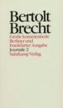 Brecht, Bertolt Journale II. 1941 - 1955