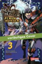 Hikami, Keiichi Monster Hunter Flash Hunter 03