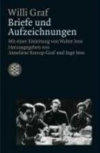 Graf, Willi Willi Graf. Briefe und Aufzeichnungen