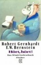 Gernhardt, Robert Hrt, hrt! Das WimS-Vorlesebuch