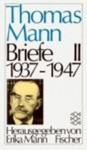 Mann, Thomas Briefe II