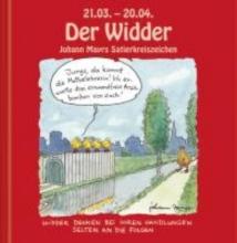 Mayr, Johann Johann Mayrs Satierkreiszeichen Widder