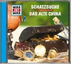 Falk, Matthias Was ist was Hörspiel-CD: SchatzsucheDas alte China