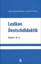Lexikon Deutschdidaktik. 2 Bde