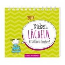 Wortschätzchen 2017 - Mini-Kalender