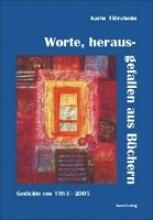 Försheim, Karin Worte, herausgefallen aus Bchern
