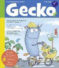 Laibl, Melanie Gecko Kinderzeitschrift Band 48