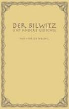 Ferchel, Hinrich Der Bilwitz