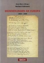 Kalmann, Herbert Erinnerungen an Europa