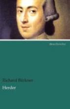 Bürkner, Richard Herder