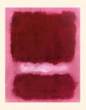 Mark Rothko Blankbook