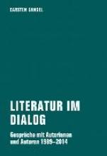 Gansel, Carsten Literatur im Dialog