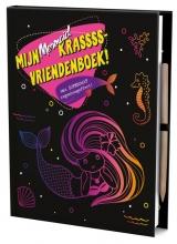 , Vriendenboek Krassss mijn mermaid