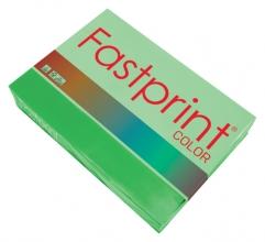 , Kopieerpapier Fastprint A4 80gr grasgroen 500vel