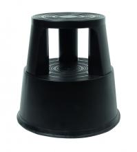 , Opstapkruk Quantore 42cm kunststof zwart