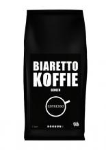 , Koffie Biaretto bonen espresso 1000gr