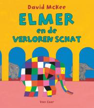 David Mckee , Elmer en de verloren schat