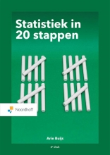 Arie Buijs , Statistiek in 20 stappen