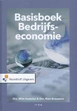 Rien Brouwers Wim Koetzier, Basisboek Bedrijfseconomie