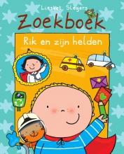 Liesbet Slegers , Zoekboek Rik en zijn helden