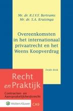 R.I.V.F.  Bertrams, S.A.  Kruisinga Overeenkomsten in het internationaal privaatrecht en het Weens Koopverdrag