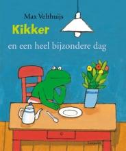 Max  Velthuijs Kikker en een heel bijzondere dag