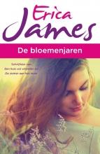 Erica  James De bloemenjaren
