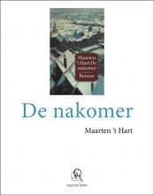 Maarten `t Hart De nakomer (grote letter) - POD editie