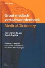 P. Reuter, Groot medisch vertaalwoordenboek Medical dictionary
