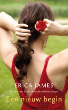 James, Erica Een nieuw begin