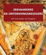 Fernand Salentiny, Zeevaarders en ontdekkingsreizigers