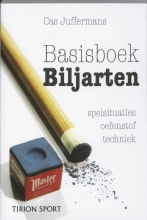 Cas  Juffermans Basisboek Biljarten