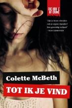 Colette  McBeth Tot ik je vind