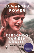 Samantha  Power Leerschool van een idealist