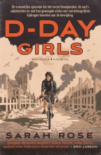 Sarah Rose , D-Day Girls