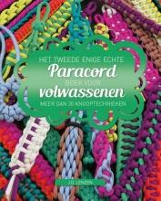 J.D.  Lenzen Het tweede enige echte paracordboek voor volwassenen