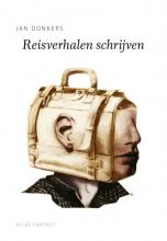 Jan Donkers , Reisverhalen schrijven