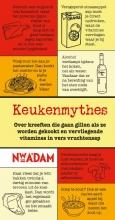 Chris van Zutphen Keukenmythes