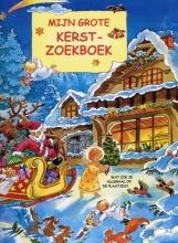 Redaktion des breitschopf verlages Mijn grote Kerstzoekboek