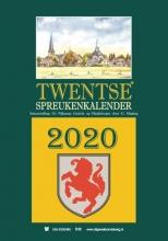 Gé  Nijkamp Twentse spreukenkalender 2020