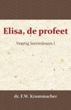 F.W.  Krummacher Elisa, de profeet 1