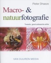 Pieter Dhaeze , Macro- en natuurfotografie