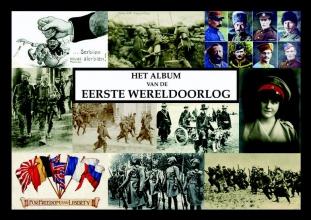 Guus de Vries , Het album van de eerste wereldoorlog