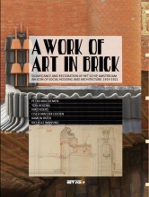 Petra van Diemen, Niko  Koers A work of Art in Brick
