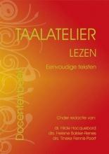 I. Stigter , Taalatelier Eenvoudige teksten Docentboek